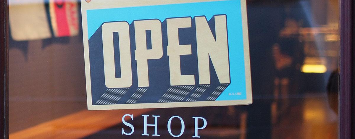 新しくお店を出す方、 お店や会社のリニューアルをお考えの方に!